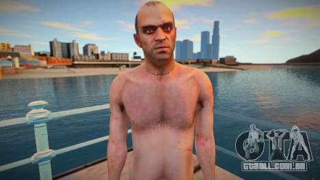 Trevor Nu de GTA V para GTA San Andreas