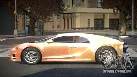 Bugatti Chiron BS-R S10 para GTA 4