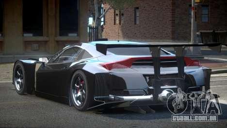 Honda HSV US para GTA 4