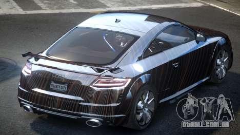 Audi TT U-Style S9 para GTA 4