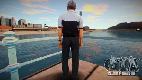 Triada de GTA V7 para GTA San Andreas