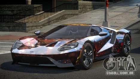 Ford GT GST S3 para GTA 4
