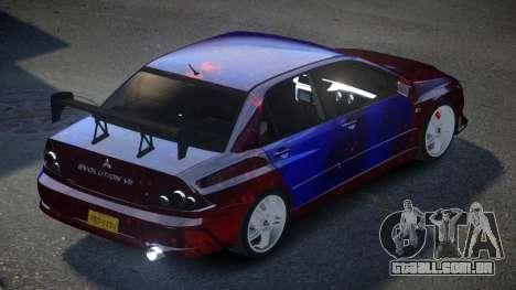 Mitsubishi Lancer VII PSI-U S6 para GTA 4