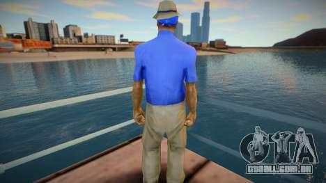 New sfr3 skin para GTA San Andreas