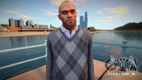 Trevor em um suéter para GTA San Andreas