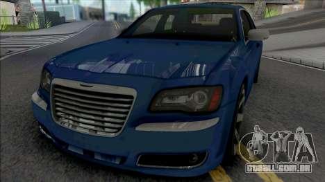 Chrysler 300C 2011 (SA Lights) para GTA San Andreas