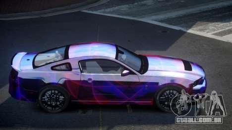 Shelby GT500 GST-U S7 para GTA 4