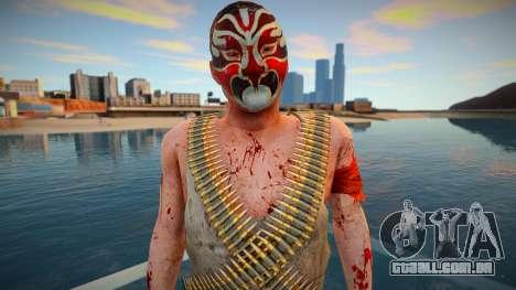 Javo para GTA San Andreas