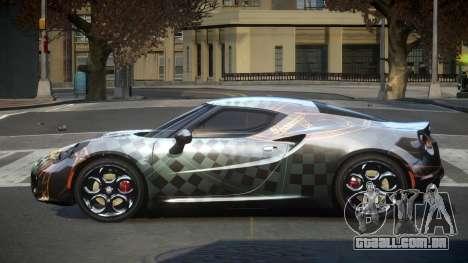 Alfa Romeo 4C U-Style S3 para GTA 4