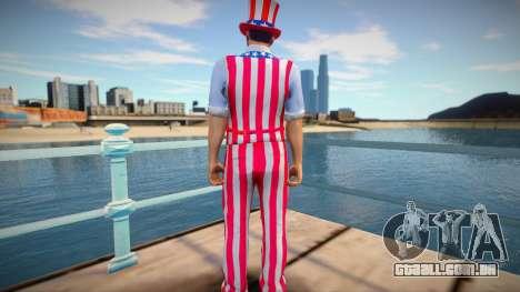 American boy para GTA San Andreas