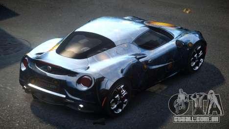 Alfa Romeo 4C U-Style S4 para GTA 4