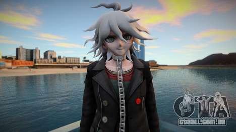 Nagito Komaeda (The Servant) from Danganronpa An para GTA San Andreas