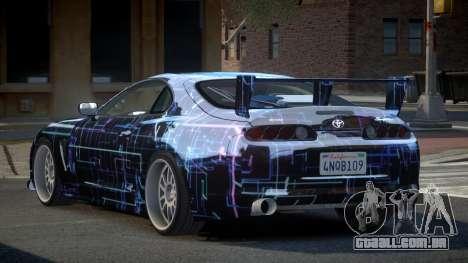 Toyota Supra iSI S6 para GTA 4