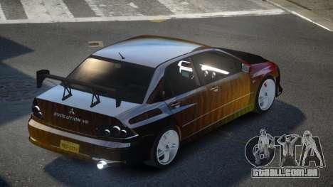 Mitsubishi Lancer VII PSI-U S7 para GTA 4