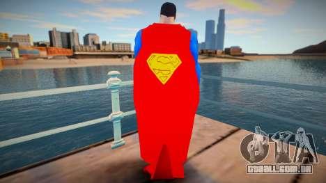Superman DC Universe para GTA San Andreas
