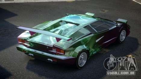 Lamborghini Countach GST-S S10 para GTA 4