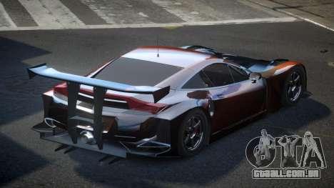 Honda HSV US S9 para GTA 4