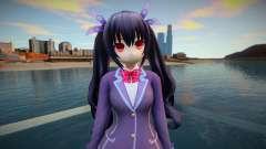 Megatagmesion Neptunia Skin v3 para GTA San Andreas