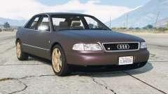 Audi S8 (D2) 1996〡d-on v1.4 para GTA 5