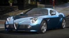 Alfa Romeo 8C US para GTA 4