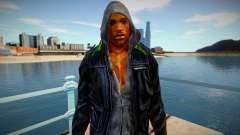 CJ 2014 skin v4 para GTA San Andreas