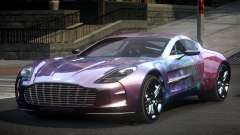 Aston Martin BS One-77 S3 para GTA 4