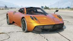 Pagani Huayra 2014〡add-on para GTA 5