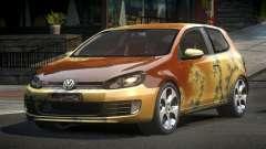 Volkswagen Golf GST S4 para GTA 4