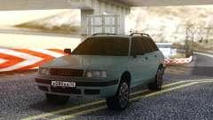 Audi 80 RUS Plates para GTA San Andreas