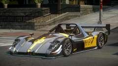 Radical SR8 GII S6 para GTA 4