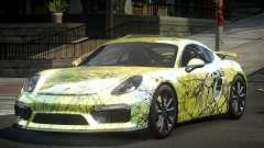 Porsche 718 Cayman GT4 S10 para GTA 4
