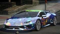 Lamborghini Huracan BS-Z S4 para GTA 4