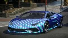 Lamborghini Huracan GST S5 para GTA 4