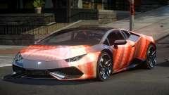 Lamborghini Huracan GST S8 para GTA 4