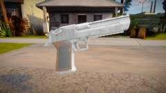 RE2: Remake - Lightning Hawk v1 para GTA San Andreas