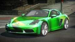 Porsche 718 U-Style S1 para GTA 4