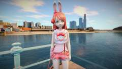Ayumu Uehara - Exciting Animal [Removable] v1 para GTA San Andreas