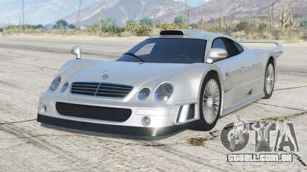 Mercedes-Benz CLK GTR AMG Coupe 1998〡add-on para GTA 5