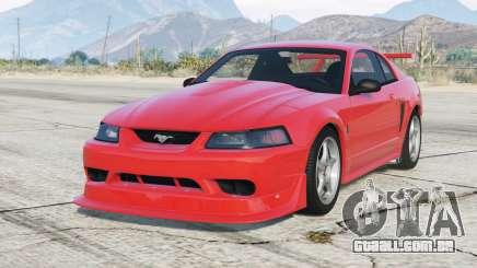 Ford Mustang SVT Cobra R 2000〡add-on v1.2 para GTA 5