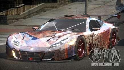 Honda HSV US S3 para GTA 4