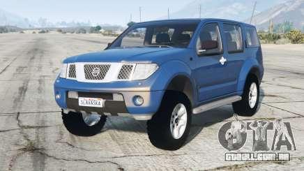 Nissan Pathfinder (R51) 2010 para GTA 5