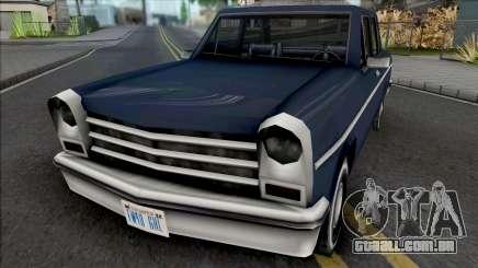 Perennial Sedan Version para GTA San Andreas