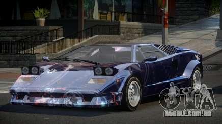 Lamborghini Countach GST-S S1 para GTA 4