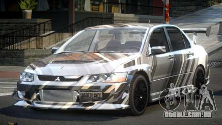 Mitsubishi Evo 8 U-Style S2 para GTA 4