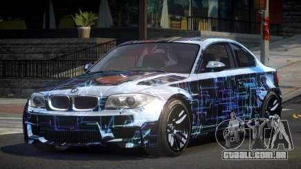 BMW 1M E82 SP Drift S6 para GTA 4
