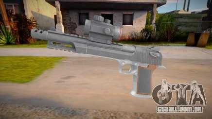 RE2: Remake - Lightning Hawk v2 para GTA San Andreas