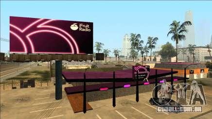 iFruit Radio Store para GTA San Andreas