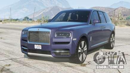 Rolls-Royce Cullinan 2018 v4.0 para GTA 5