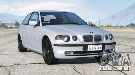 BMW Compact 325ti (E46) 2001〡add-on para GTA 5