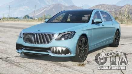 Mercedes-Maybach Rolfhartge MR 500 (X222) 2018〡add-on para GTA 5